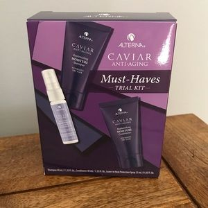 NWT Alterna Must-Haves Trial Kit